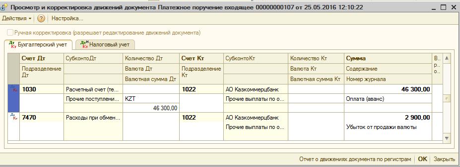 Продажа иностранной валюты налоговый учет